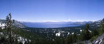 First Impressions, Lake Tahoe